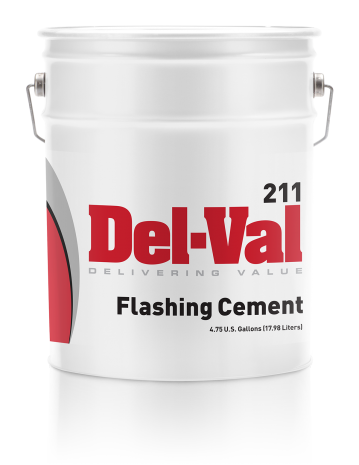 211 Del-Val Flashing Cement - United Asphalt Company