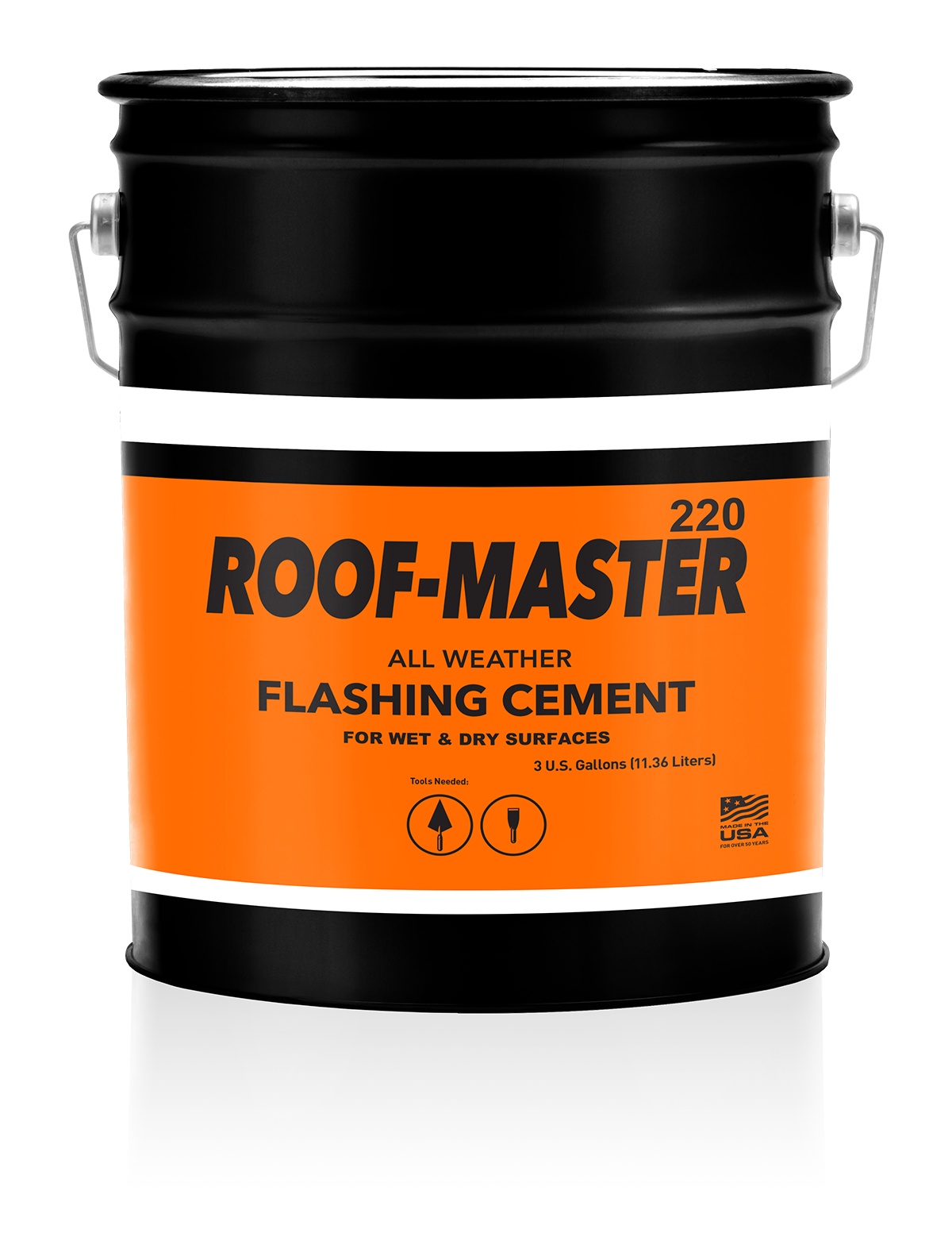 Roof-Master All Weather Flashing Cement in 5 Gallon Pail