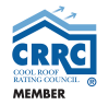 Image of Cool Roof Rating Council (CRRC) Member Logo