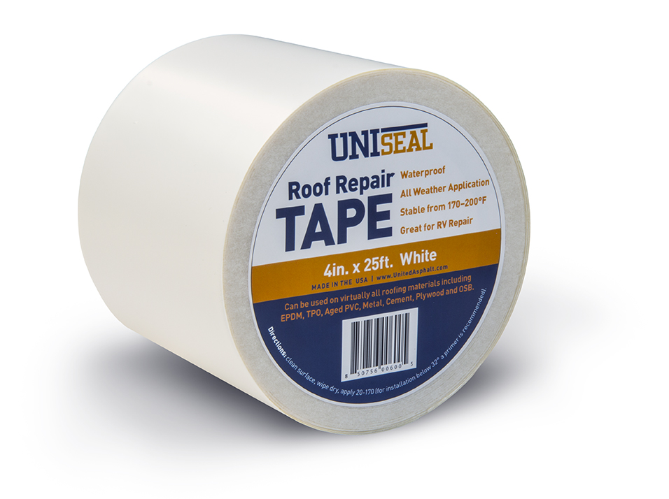 Image of UniSeal White Roll