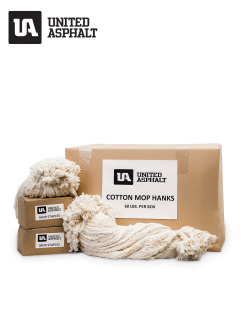 Image of United Asphalt's Mop Cotton & Accessories