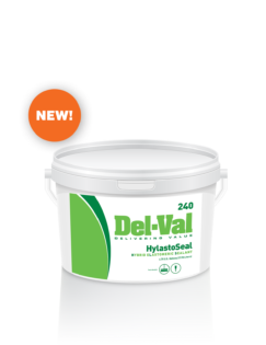 Image of United Asphalt's Del-Val 240 HyLastoSeal - 1 Gallon Bucket