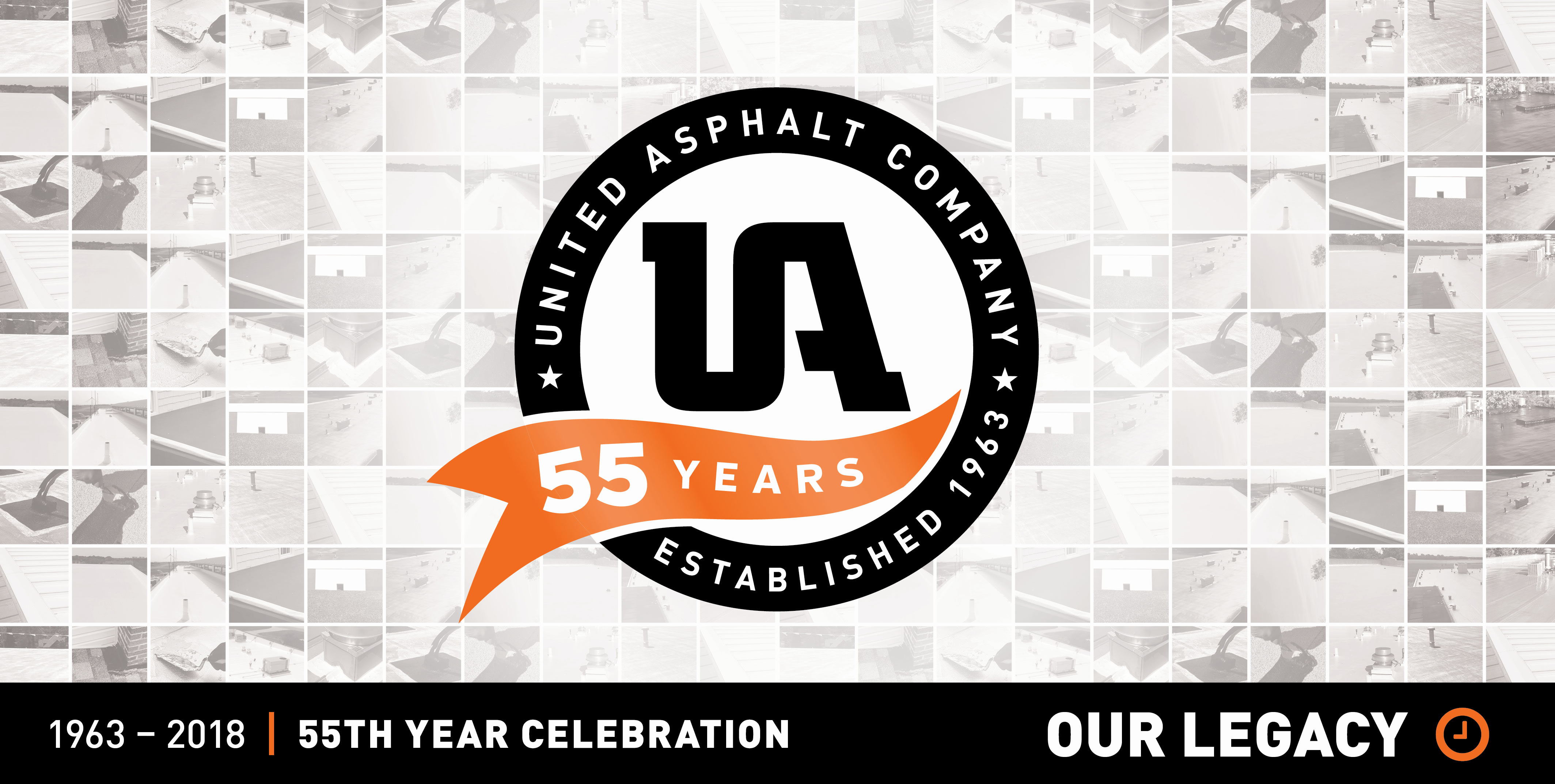 United Asphalt Celebrates 55 Years of Service
