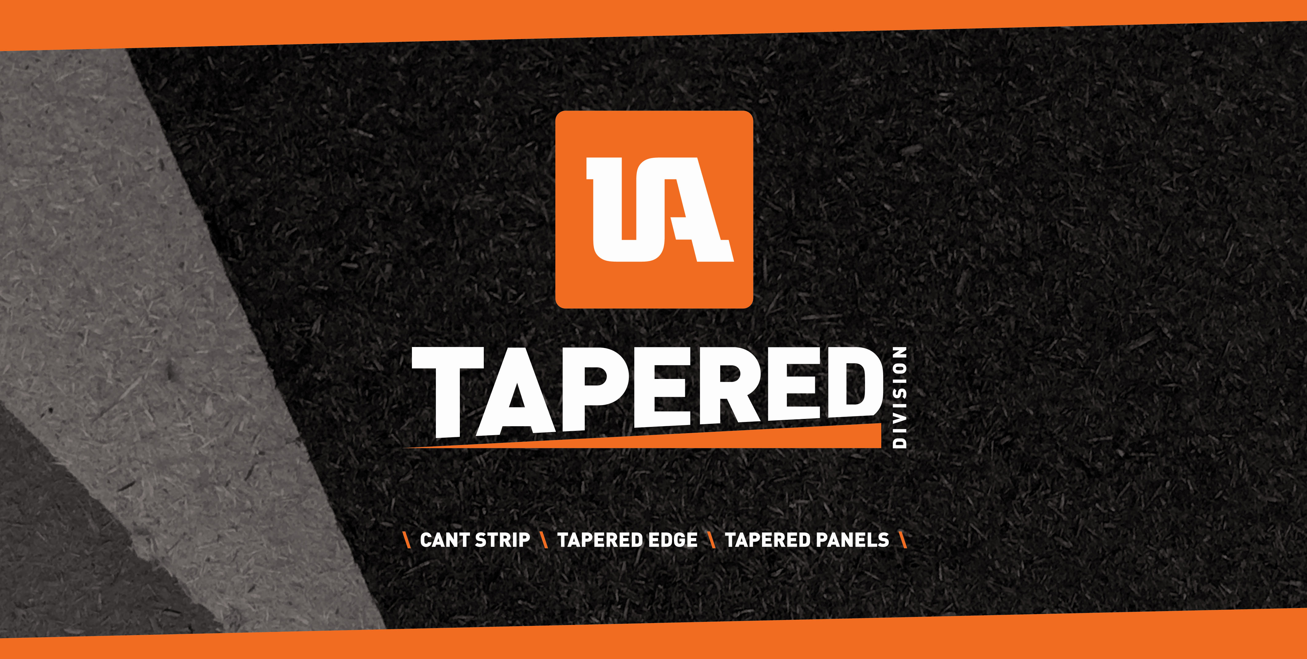 Image of United Asphalt Tapered Division Hero