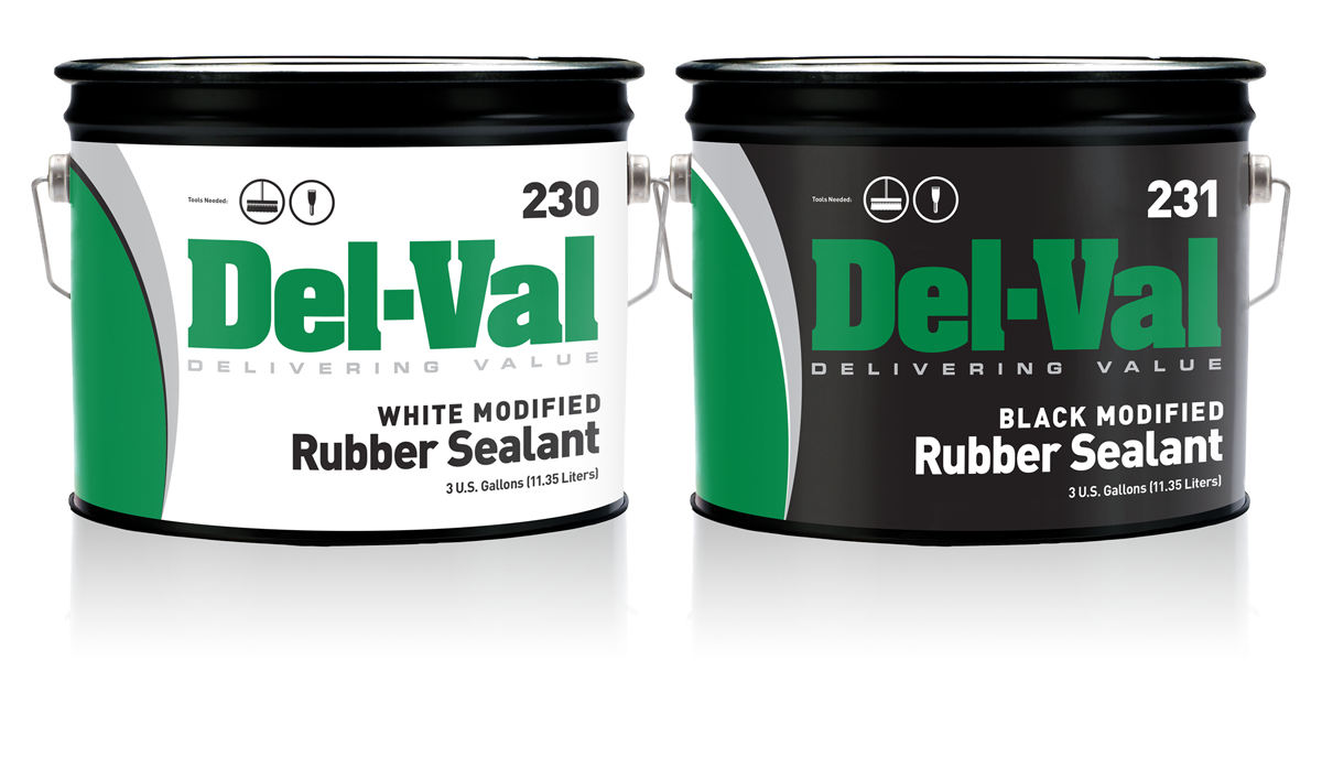 Del-Val 230 & 231 in 3 Gallon Pails
